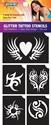 Picture of Glitter Tattoo Stencils